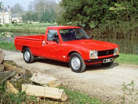 Fotos de Peugeot 504 Pickup 1972