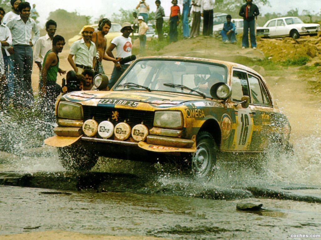 Foto 0 de Peugeot 504 Rally Car 1980