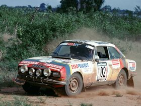 Ver foto 1 de Peugeot 504 V6 Coupe Rally Car 1976