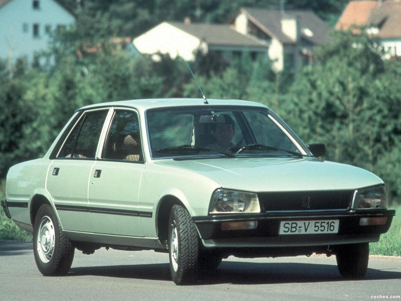 Foto 0 de Peugeot 505 1979