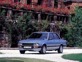 Ver foto 1 de Peugeot 505 1986