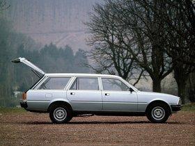 Ver foto 7 de Peugeot 505 Break 1982