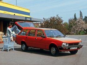 Ver foto 6 de Peugeot 505 Break 1982