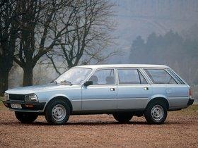 Ver foto 4 de Peugeot 505 Break 1982