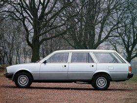 Ver foto 2 de Peugeot 505 Break 1982