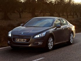 Fotos de Peugeot 508 2010