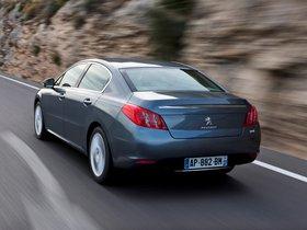 Ver foto 23 de Peugeot 508 2010
