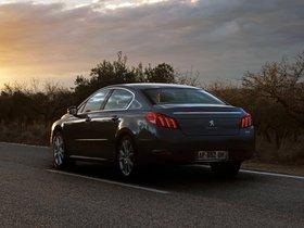 Ver foto 21 de Peugeot 508 2010