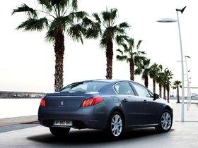 Ver foto 17 de Peugeot 508 2010