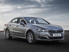 Fotos de Peugeot 508 2014