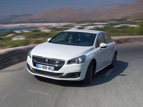 Ver foto 25 de Peugeot 508 2014