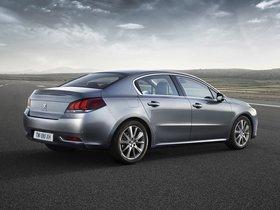 Ver foto 14 de Peugeot 508 2014
