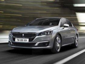 Ver foto 13 de Peugeot 508 2014
