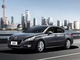 Fotos de Peugeot 508 GT China 2011
