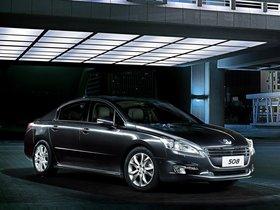 Ver foto 11 de Peugeot 508 GT China 2011