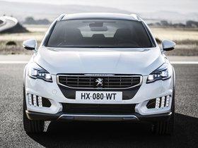 Ver foto 10 de Peugeot 508 RXH 2014