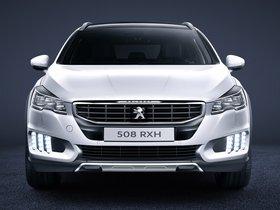 Ver foto 17 de Peugeot 508 RXH 2014