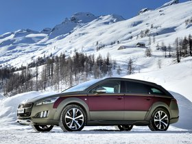 Ver foto 3 de Peugeot 508 RXH Castagna 2014