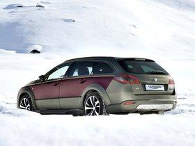 Ver foto 2 de Peugeot 508 RXH Castagna 2014