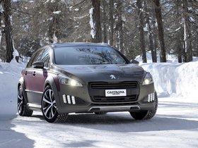 Ver foto 15 de Peugeot 508 RXH Castagna 2014