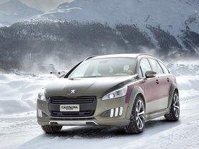 Ver foto 14 de Peugeot 508 RXH Castagna 2014