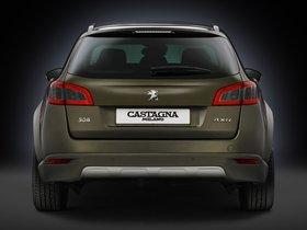 Ver foto 11 de Peugeot 508 RXH Castagna 2014