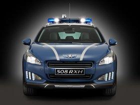 Ver foto 11 de Peugeot 508 RXH Police Car 2014