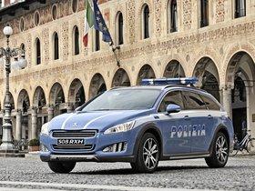 Ver foto 2 de Peugeot 508 RXH Police Car 2014