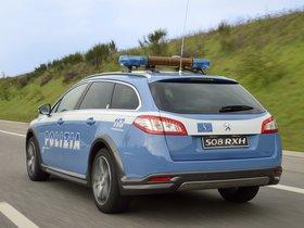 Ver foto 10 de Peugeot 508 RXH Police Car 2014