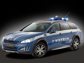 Ver foto 9 de Peugeot 508 RXH Police Car 2014