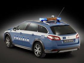 Ver foto 7 de Peugeot 508 RXH Police Car 2014
