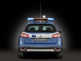 Ver foto 6 de Peugeot 508 RXH Police Car 2014