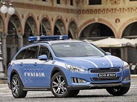 Ver foto 5 de Peugeot 508 RXH Police Car 2014