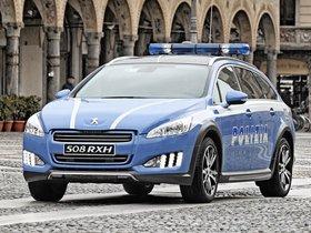Ver foto 3 de Peugeot 508 RXH Police Car 2014