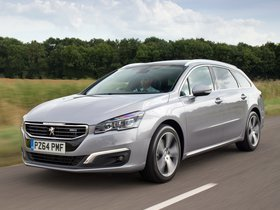 Fotos de Peugeot 508 SW UK 2014