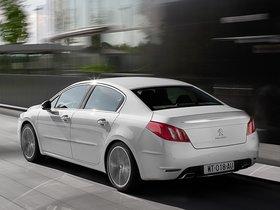 Ver foto 9 de Peugeot 508 2010