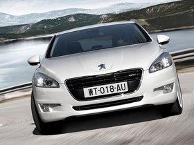 Ver foto 8 de Peugeot 508 2010