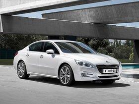 Ver foto 7 de Peugeot 508 2010