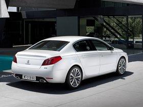 Ver foto 12 de Peugeot 508 2010