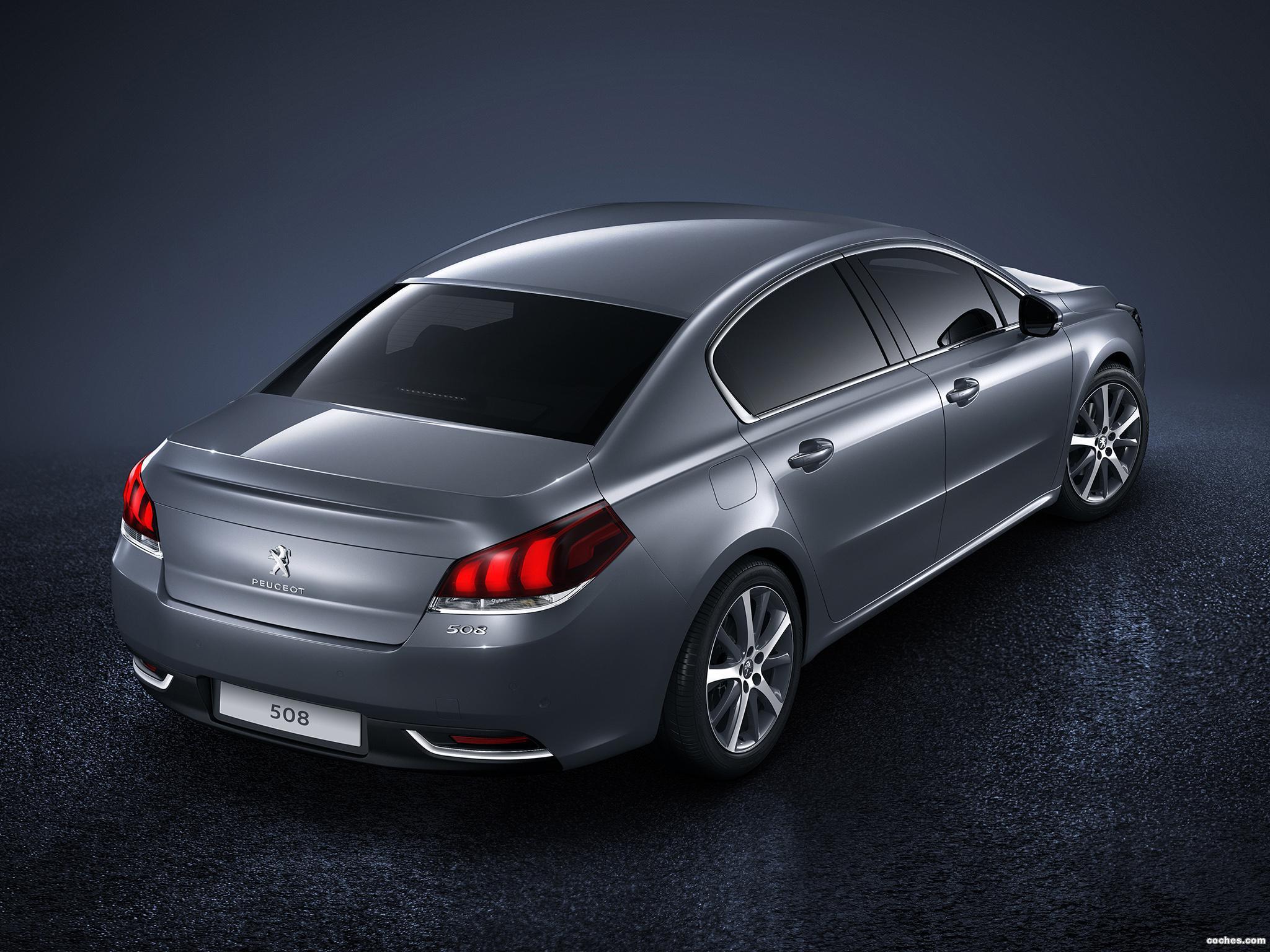 Foto 0 de Peugeot 508 2014