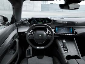 Ver foto 3 de Peugeot 508 Hybrid 2019