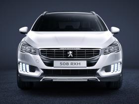 Ver foto 3 de Peugeot 508 RXH 2014