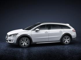 Ver foto 2 de Peugeot 508 RXH 2014