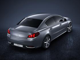 Fotos de Peugeot 508