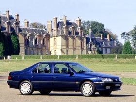 Ver foto 1 de Peugeot 605 1989