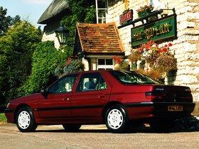 Ver foto 5 de Peugeot 605 UK 1989
