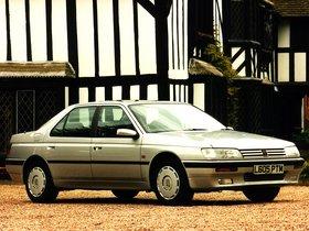 Ver foto 1 de Peugeot 605 UK 1989