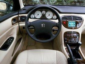 Ver foto 15 de Peugeot 607 1999
