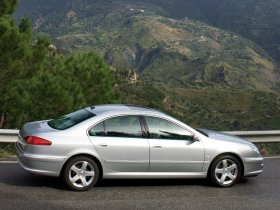 Ver foto 5 de Peugeot 607 1999