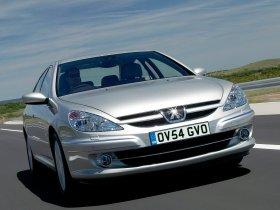 Ver foto 2 de Peugeot 607 1999